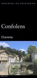 couverture du parcours du patrimoine sur Confolens
