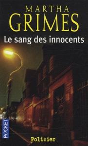 Couverture du Sang des innocents de Martha Grimes, en édition Point