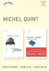 Couverture du coffret de Michel Quint