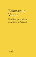 Couverture de Ferdière par Emmanuel Venet