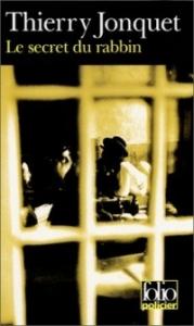 Couverture du secret du rabbin de Thierry Jonquet