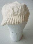 Casquette en tricot