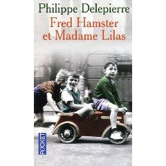 Couverture de Fred Hamster et Madame Lilas de Delepierre