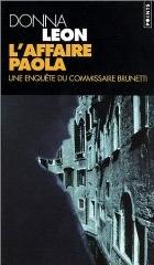 Donna Leon, l'Affaire Paola