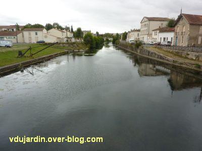 Niort, le port, 1, vue générale