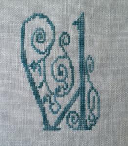 La bannière de Cathdragon, le monogramme