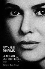 Couverture du chemin des sortilèges de Nathalie Rheims