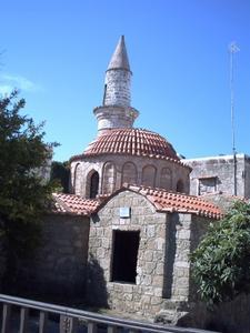 Rhodes, église Saint-Spyridon