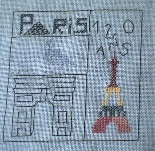 Quatrième étape du SAL en juin, prenons l'air parisien