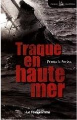 Couverture du livre traque en haute mer de Ferbos