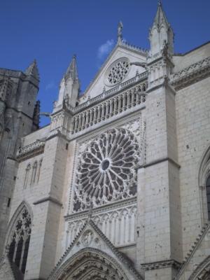 Le final de Kloch, cathédrale de Poitiers, 21 juin 2009