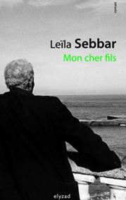 Couverture de Mon cher fils de Leïla Sebbar, par Yves Jeanmougin