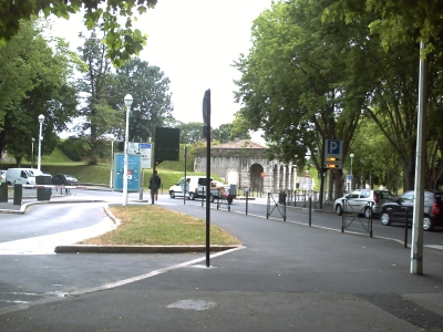 Bayonne, ouvrage fortifié avancé