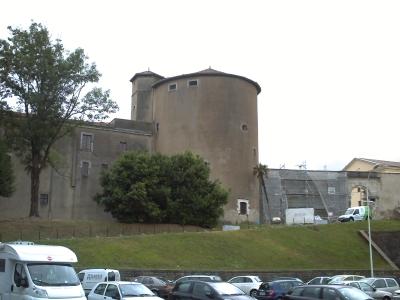 Bayonne, le château neuf