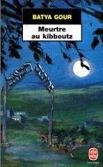 Couverture de Meurtre au kibboutz de B. Gour, en édition du livre de poche