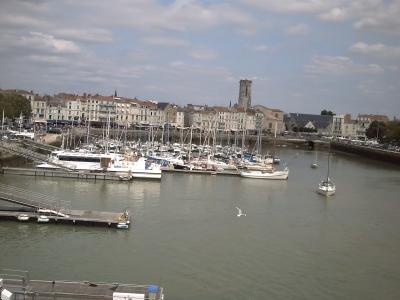 La Rochelle, le Vieux-Port