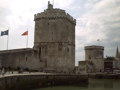 La Rochelle, les tours