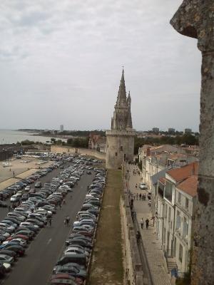 La Rochelle, la tour de la lanterne