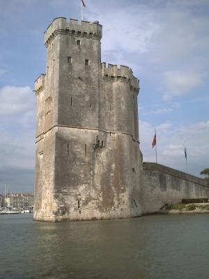 La Rochelle, la tour Saint-Nicolas