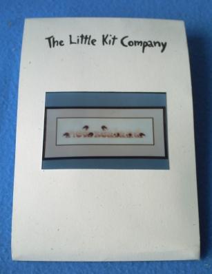 Le kit de broderie kiwi