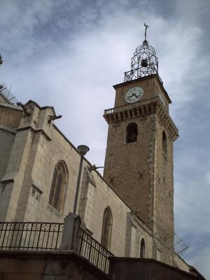 Digne-les-Bains, la cathédrale Saint-Jérôme