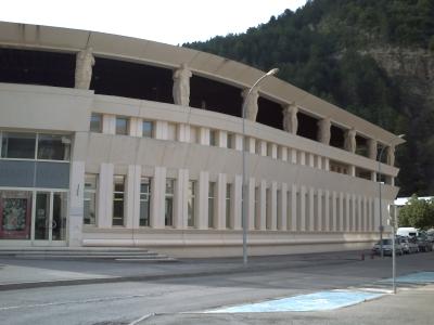 Digne-les-Bains, archives départementales