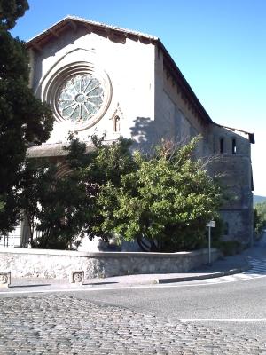Digne-les-Bains, l'ancienne cathédrale Notre-Dame-du-Bourg