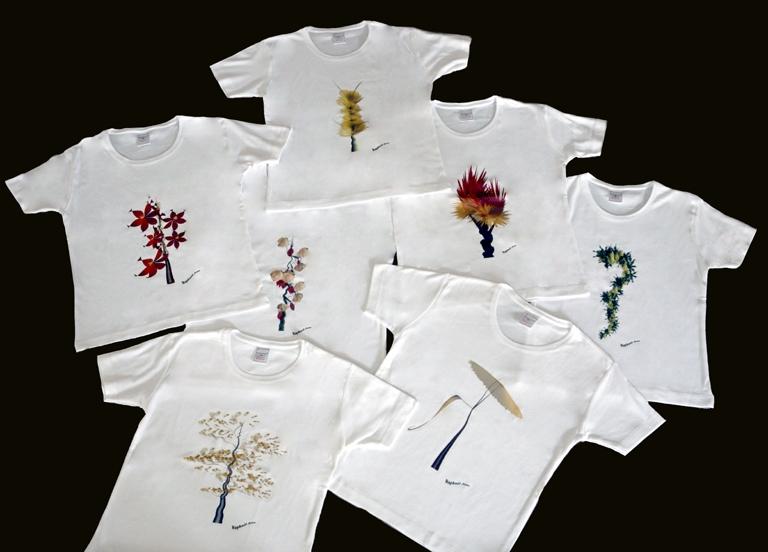 Les T-shirts de Raphaël Jean
