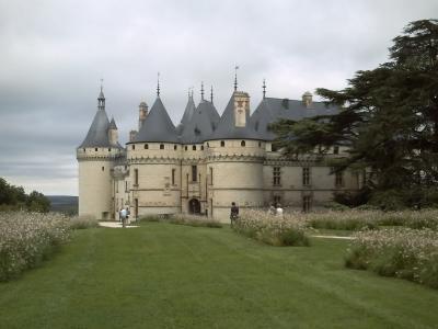 Chaumont 2009, le château