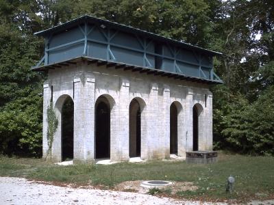 Chaumont 2009, le château d'eau