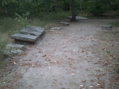 Chaumont 2009, le cimetière des chiens