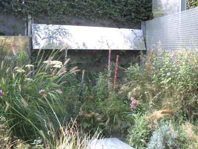 Chaumont, festival des jardins 2009, jardin 6 de Florence Mercier, vue 5