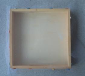 Un nouveau cadre à papier carré