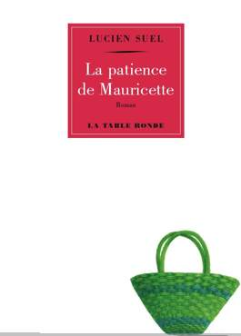 Couverture de la patience de Mauricette, de Lucien Suel