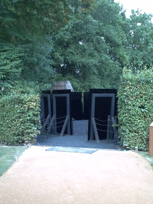 Chaumont-sur-Loire, festival 2009, jardin n° 11