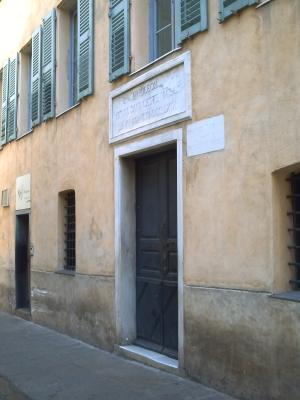 La maison Bonaparte à Ajaccio
