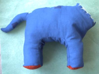 Corps de l'éléphant