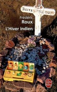 Couverture de l'hiver indien de Frédéric Roux