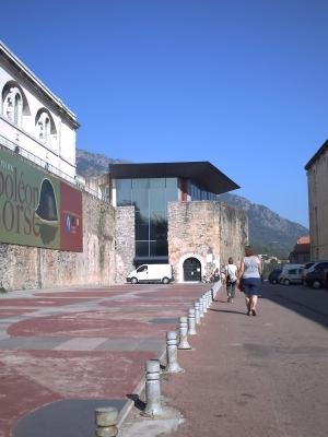 le musée corse à Corte