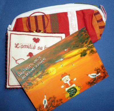 L'envoi de Léti, noël 2009, l'ensemble