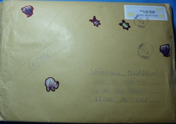 L'enveloppe de Cathou