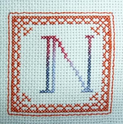 Le Sal biscornu nouvelle année 2010, les quatre N