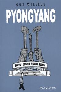 Couverture de Pyongyang de Guy Delisle