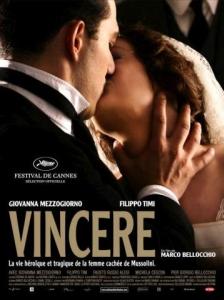 Affiche du film Vincere de Marco Bellocchio