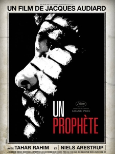 Affiche de Un prophète de Jacques Audiard