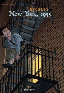 Couverture de Escales, New York, 1955