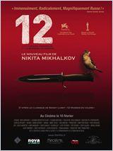 Affiche du film 12, de Mikhalkov
