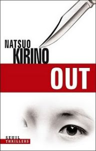 Couverture ed Out, de Natsuo Kirino