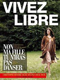 Affiche du film Non ma fille tu n'iras pas danser