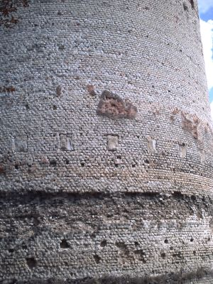 Périgueux, la tour de Vésonne, la partie basse